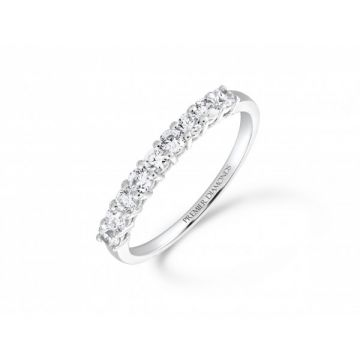 9 Stone Diamond Ring